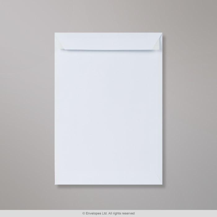 Weiße Versandtasche 229x162 mm (C5)