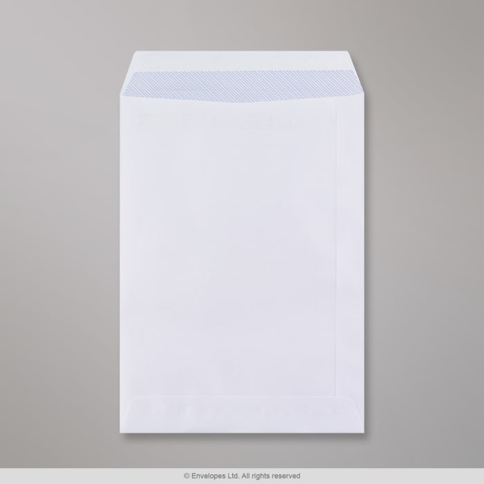 Enveloppe blanche 229x162 mm (C5)