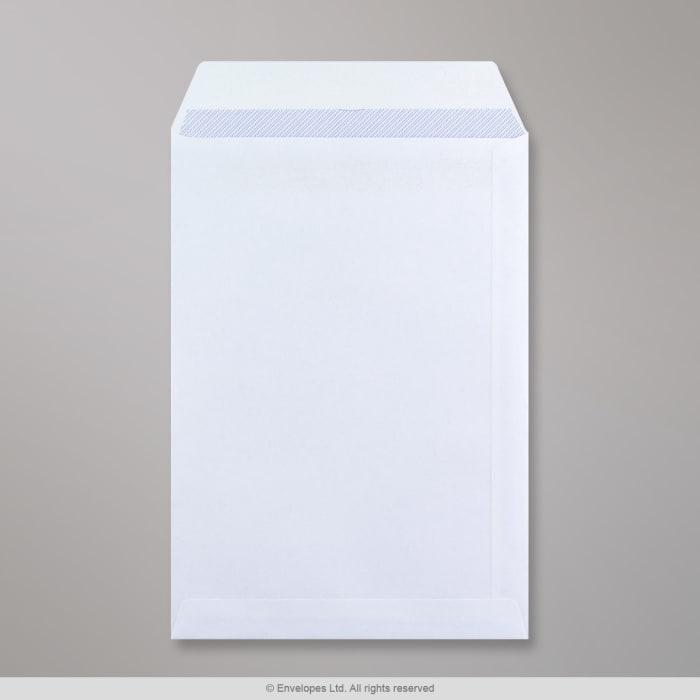 254x178 mm Busta bianca