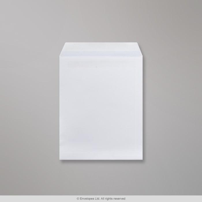 Weiße Versandtasche 270x216 mm