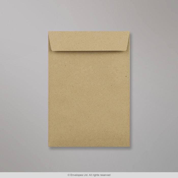 162x114 mm (C6) Koperta z szarego papieru
