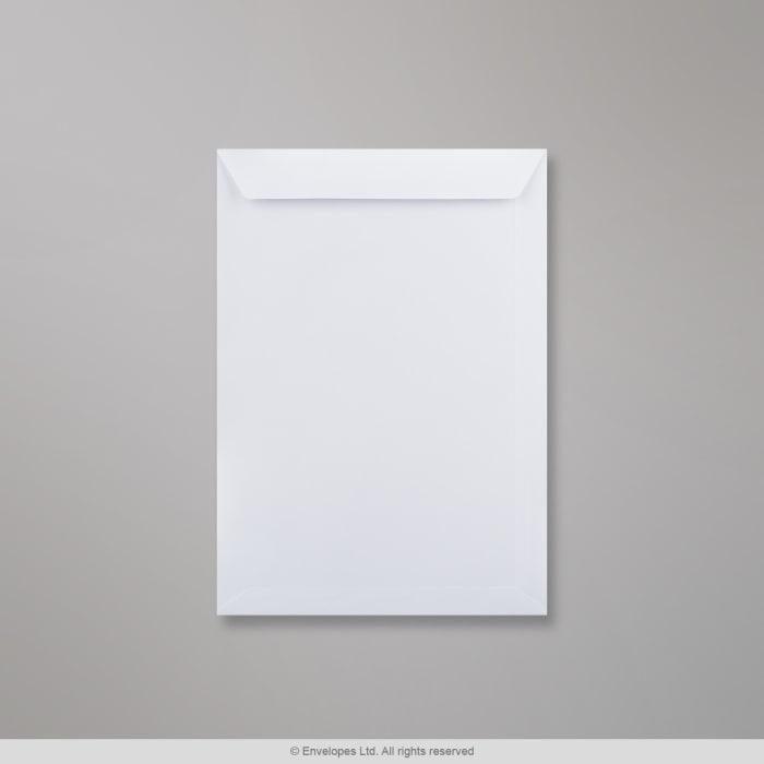 324x229 mm (C4) Biela obálka