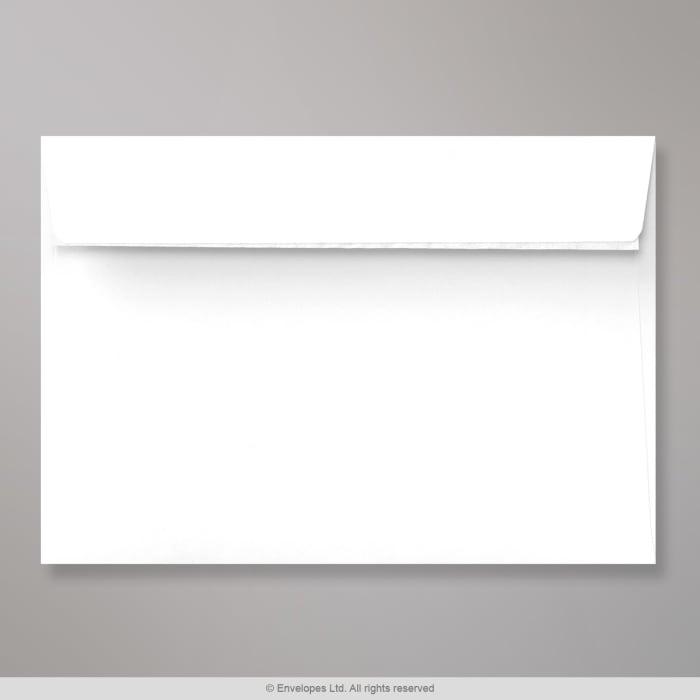 Bílá obálka 121x171 mm