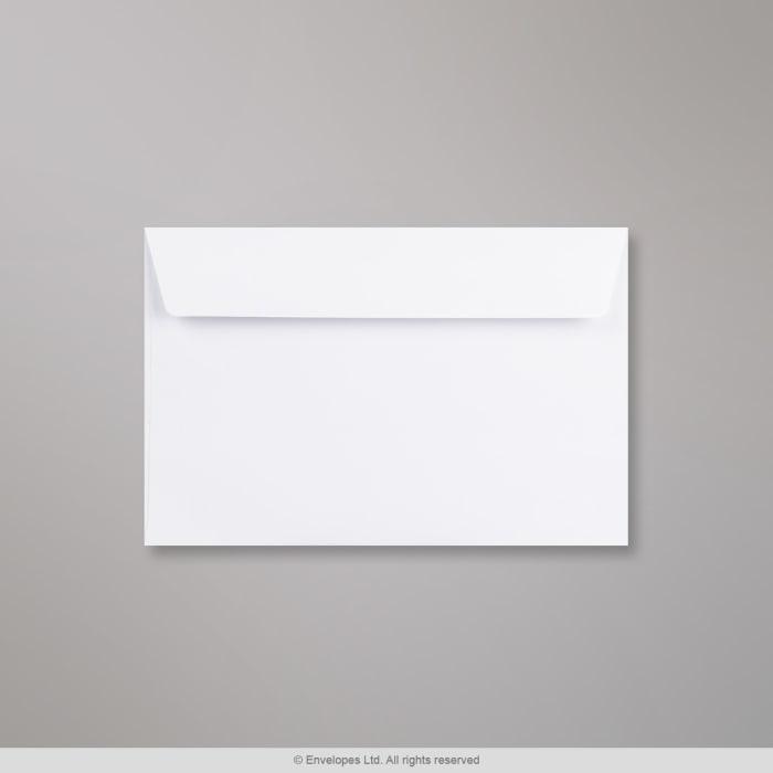Enveloppe blanche 121x184 mm