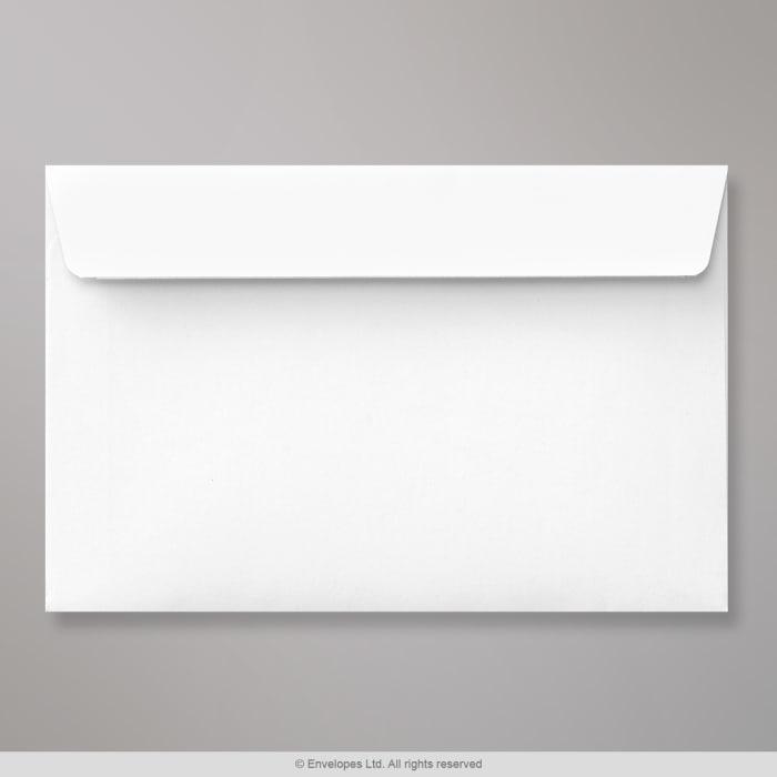 127x190 mm Biała koperta