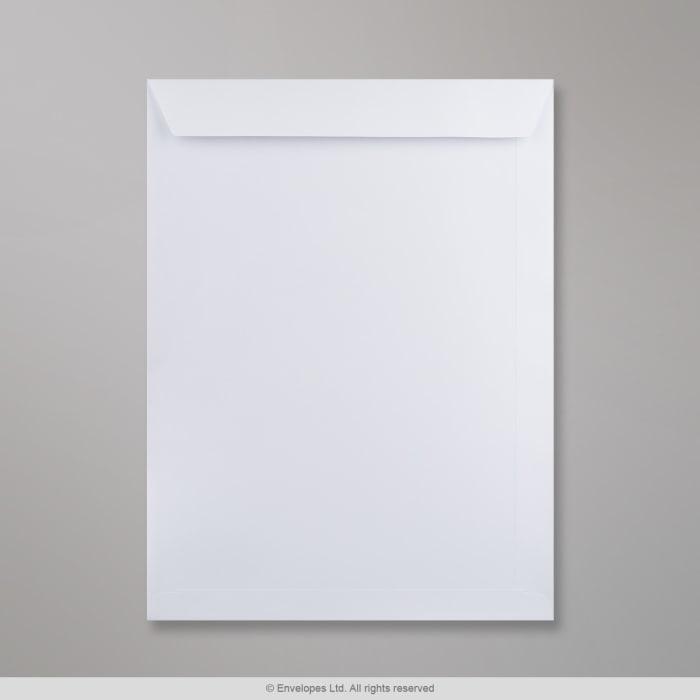 406x305 mm Busta bianca