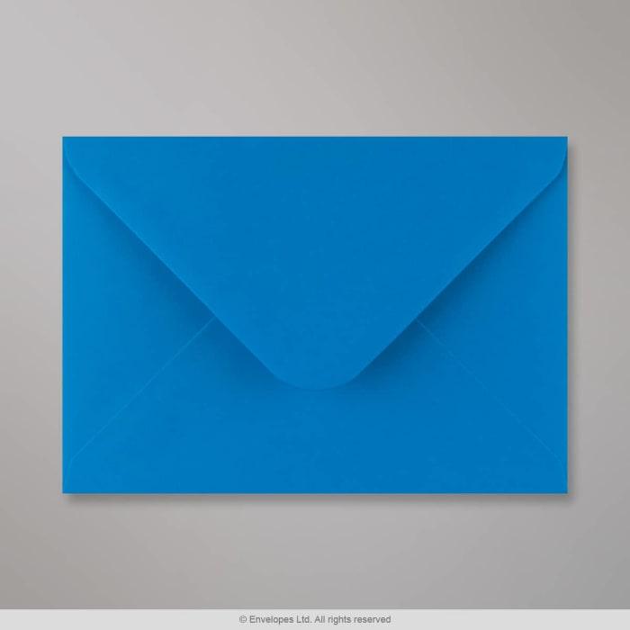 133x184 mm Intensywnie zielono-niebieska koperta