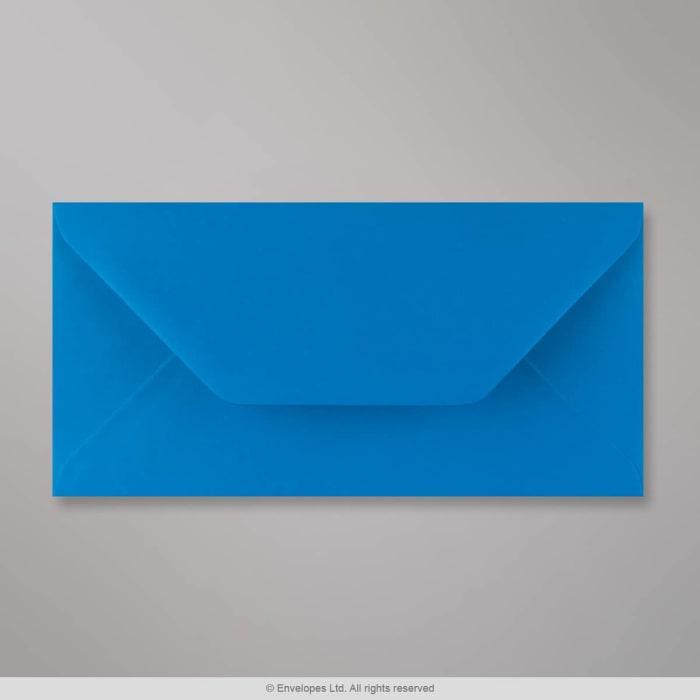 Sobre azul azur de 110x220 mm (DL)