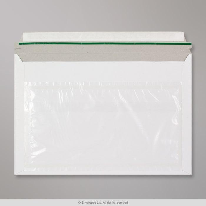 249x359 mm Kuriérska obálka s vrecúškom na dokumenty - bez potlače