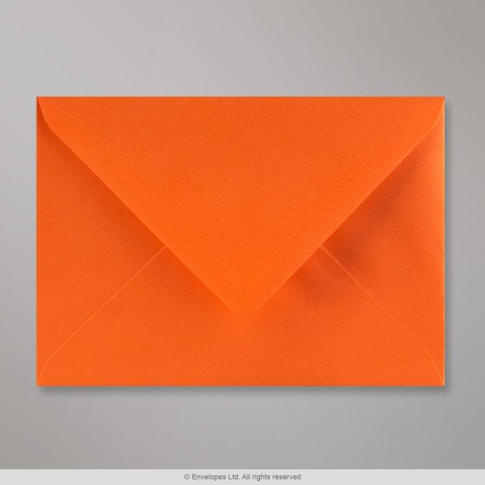 125x175 mm Oranje Envelop