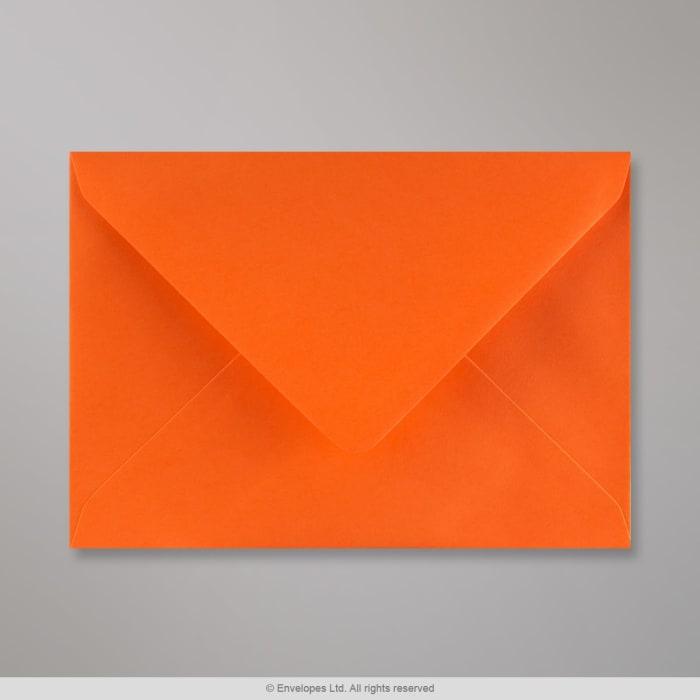 Sobre naranja de 133x184 mm