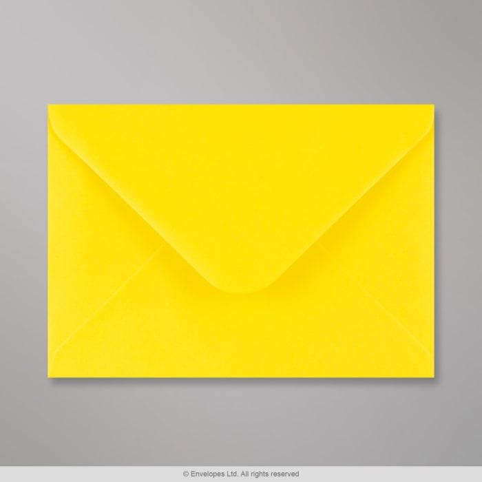 Narsissinkeltaiset kirjekuoret 133x184 mm