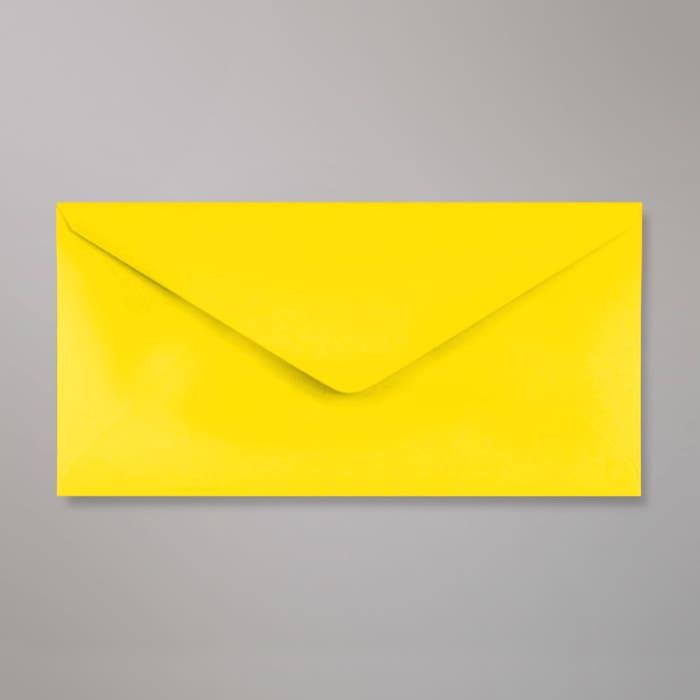 110x220 mm (DL) Narcisgeel Envelop