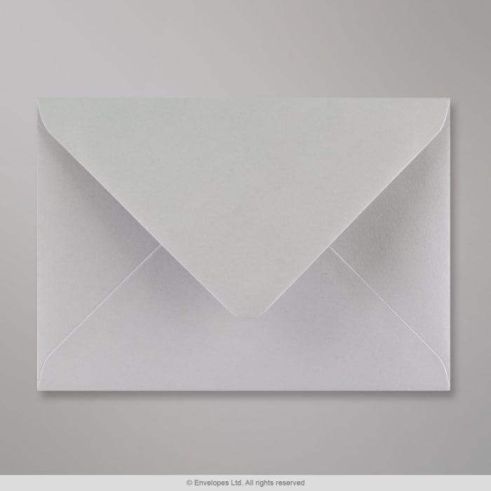 125x175 mm Lichtgrijs Envelop