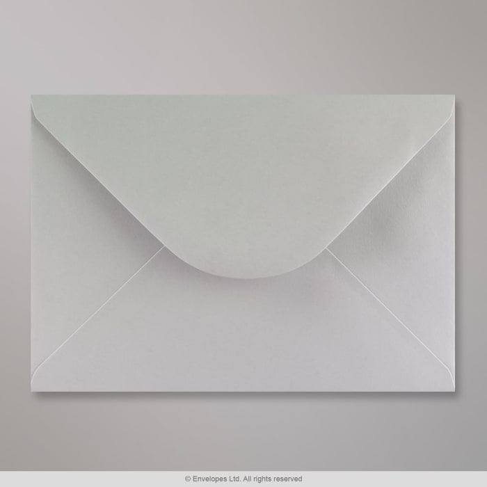 Enveloppe grise claire 162x229 mm (C5)