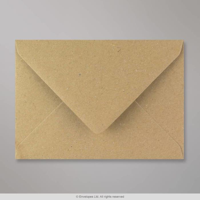 Fleck Kraft-konvolut 114x162 mm (C6)