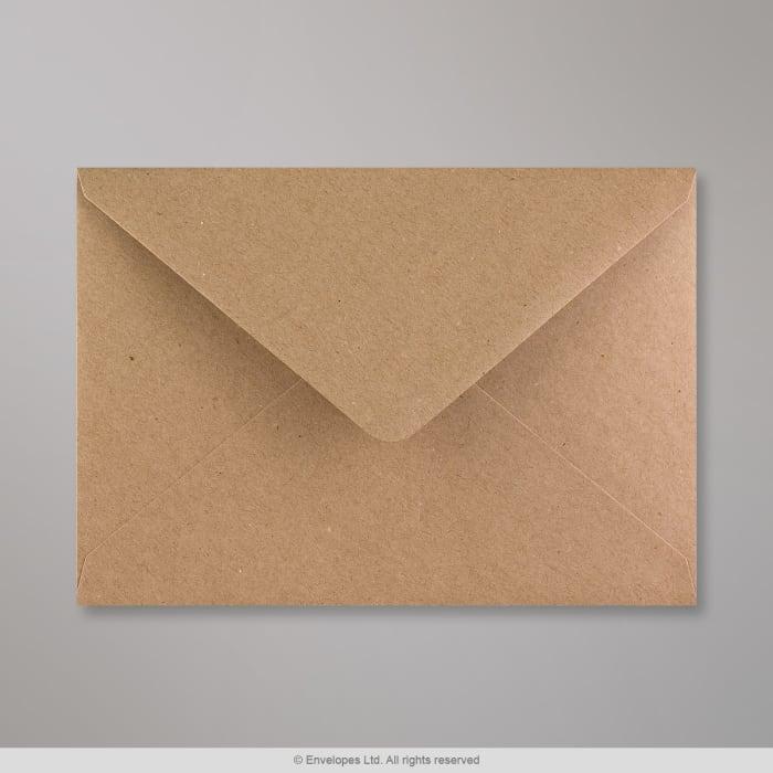 133x184 mm Vlek Glad Envelop