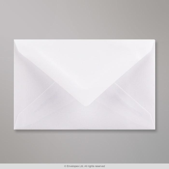 Enveloppes papier cristal