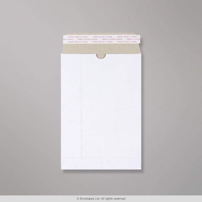 235x162 mm Al Wit Boord Envelop
