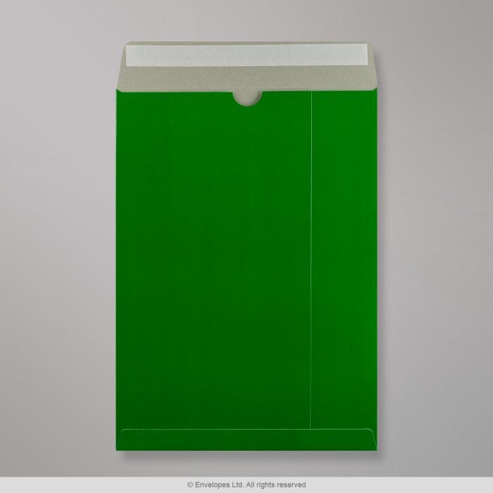 457x330 mm (C3) Busta in cartone verde