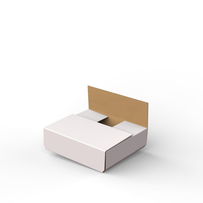 Cross mailing boxes for shipping