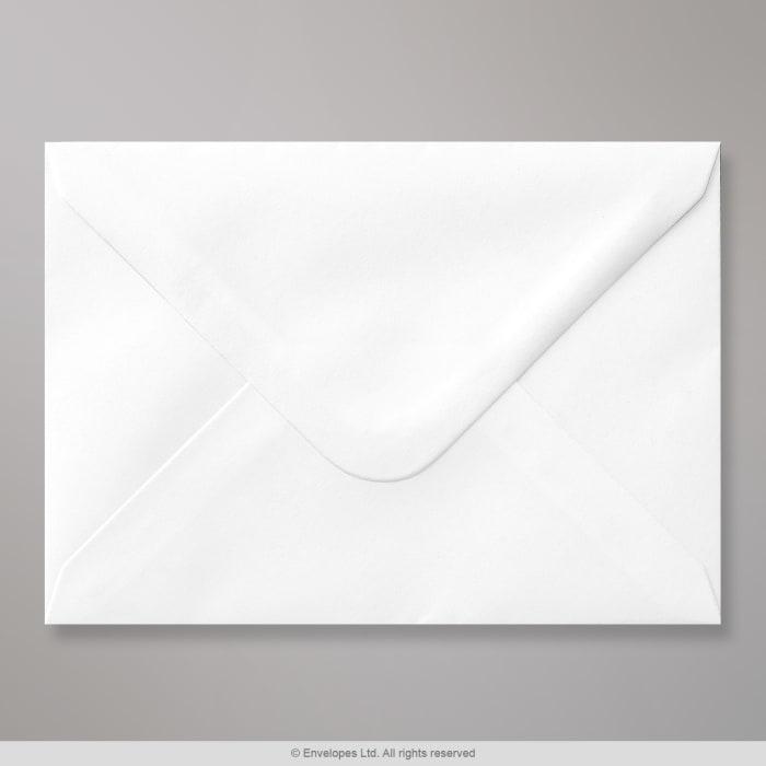 120x165 mm Witte Envelop