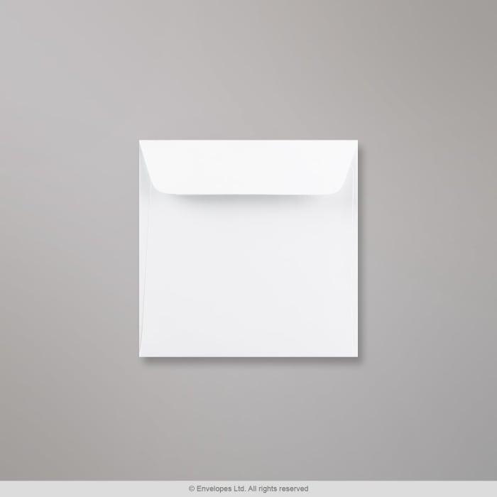 Enveloppe Blanche 120x120 mm
