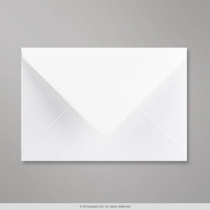 Enveloppe blanche 143x203 mm