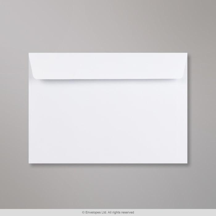 Hvid konvolut 155x220 mm