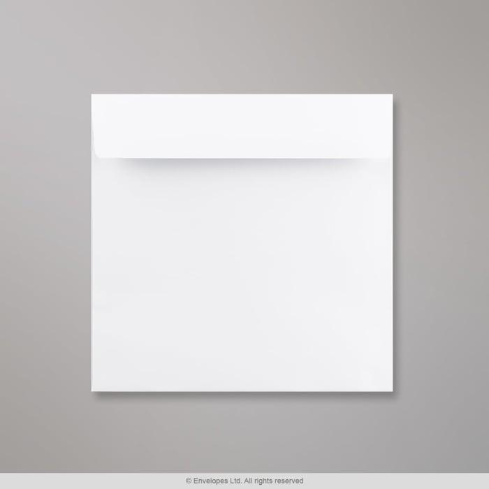 Enveloppe blanche 165x165 mm