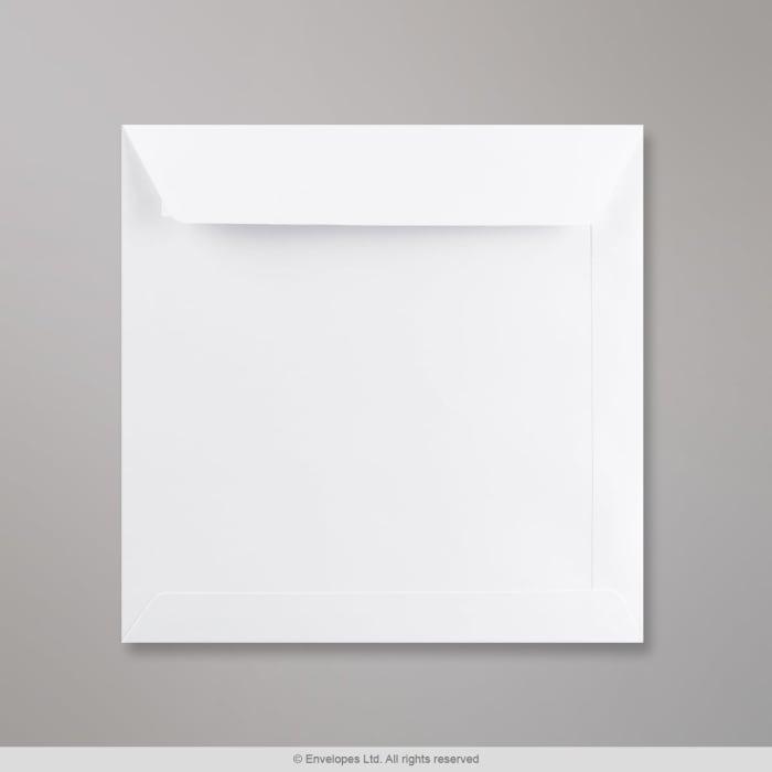 200x200 mm Biała koperta