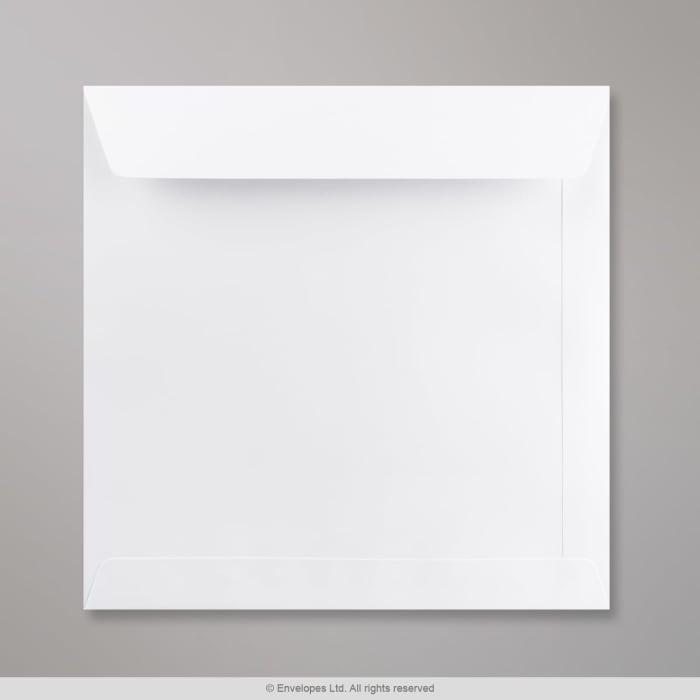 Hvid konvolut 220x220 mm