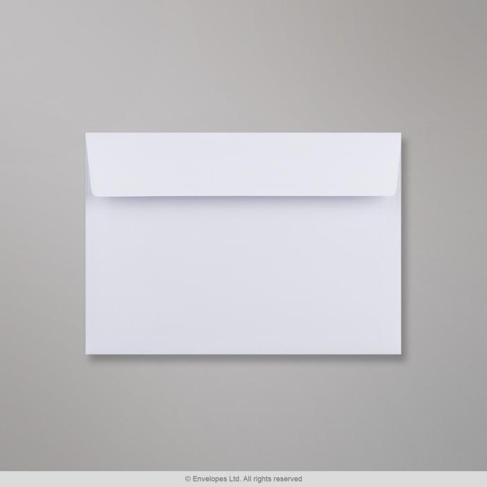 Bílá obálka 114x162 mm (C6)