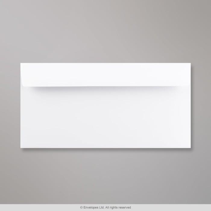 110x220 mm (DL) Busta Bianca