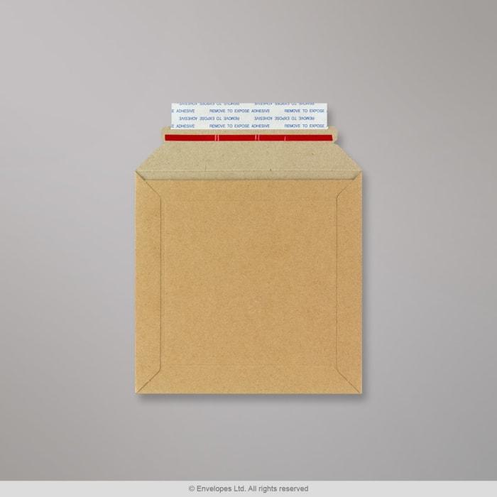Kevyt kirjalle sopiva kuori 150x150 mm