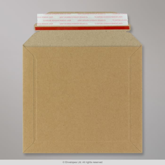 Sobre manila de cartón reciclado de 164x180 mm