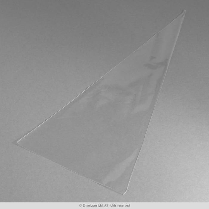 370x180 mm Stożkowy woreczek celofanowy