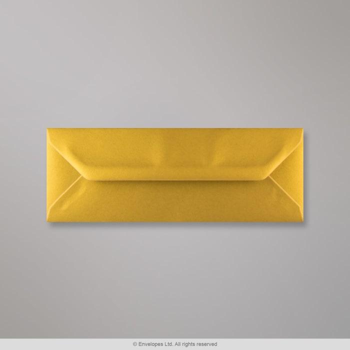 Enveloppe or métalisée 80x215 mm