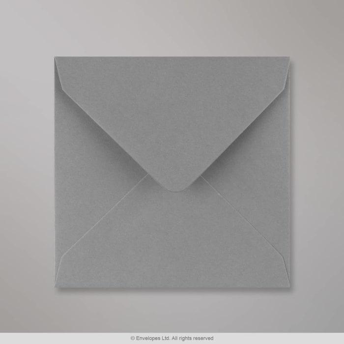 130x130 mm Donkergrijs Envelop