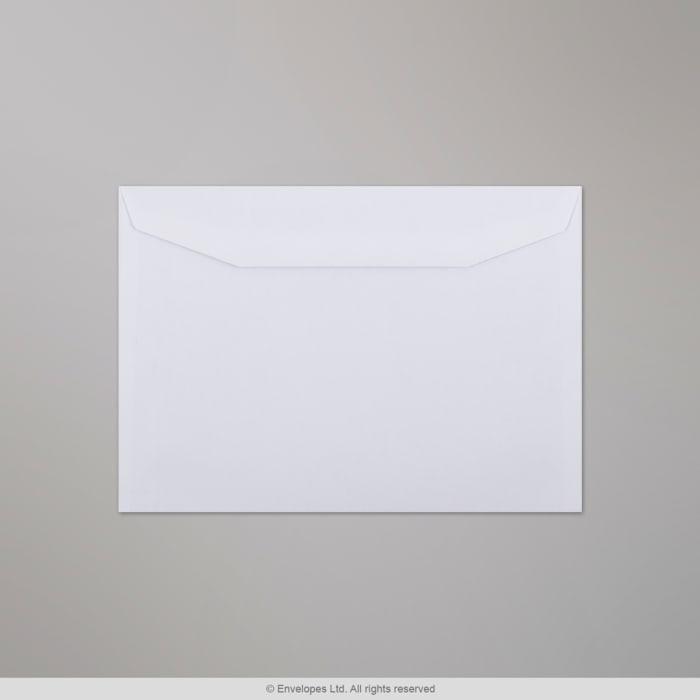 Hvid konvolut 162x229 mm (C5)