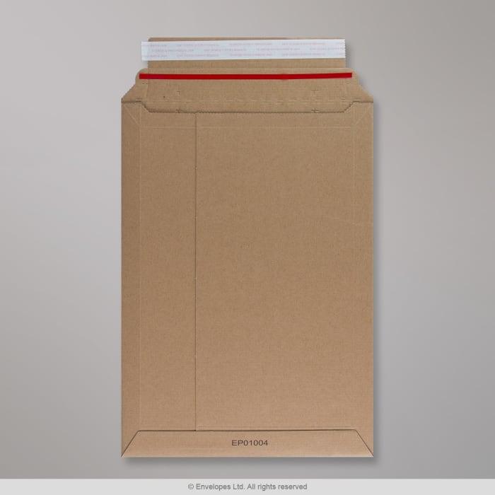 Kapazität-Versandtasche aus Wellpappe 340x235 mm