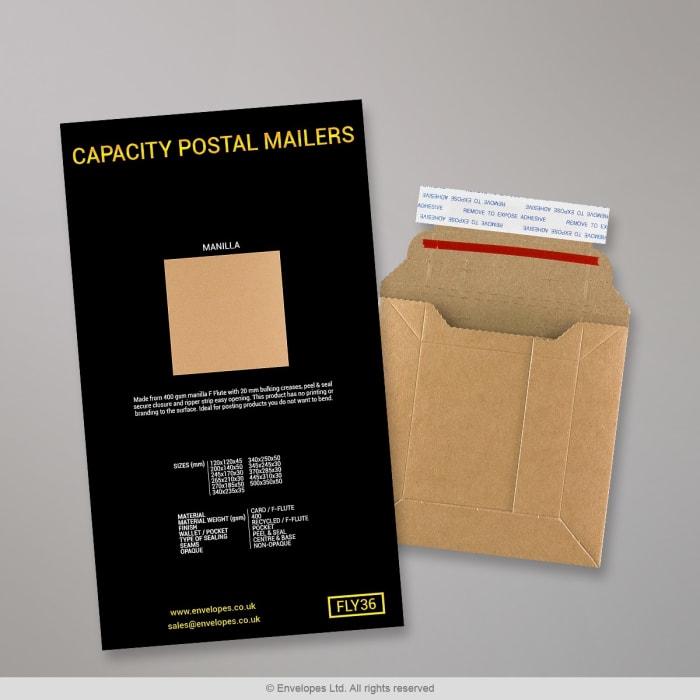 Boîtes à capacité (Carton ondulé, cannelure) - Carte des couleurs