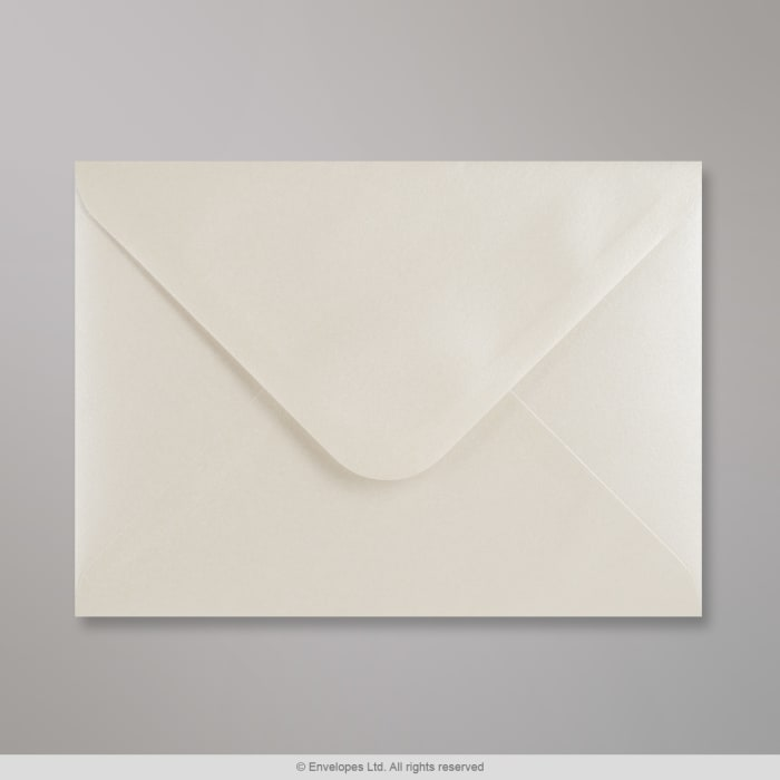 133x184 mm Ostronglansigt kuvert