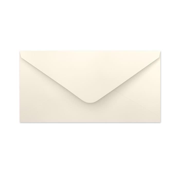 Osterinvärinen, kiiltävä kirjekuori 110x220 mm (DL)