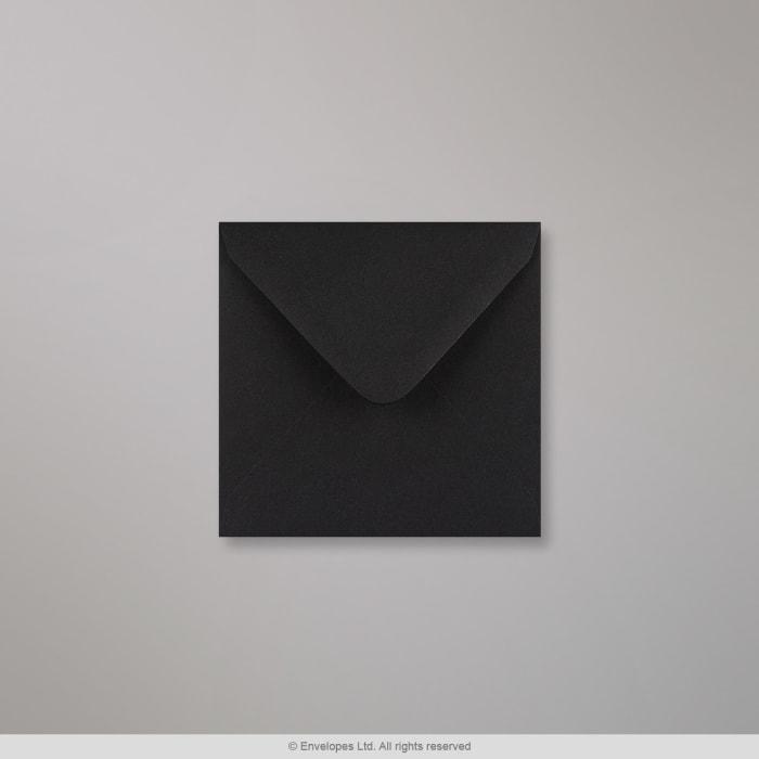 110x110 mm Koperta czarna Clariana