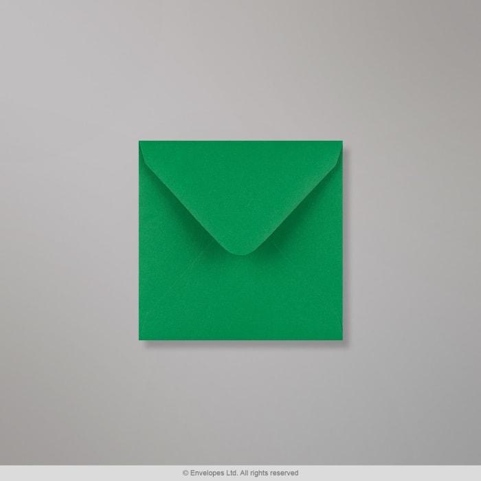 110x110 mm Clariana Diepgroen Envelop