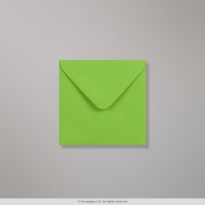 Clariana, keskivihreä kirjekuori 110x110 mm
