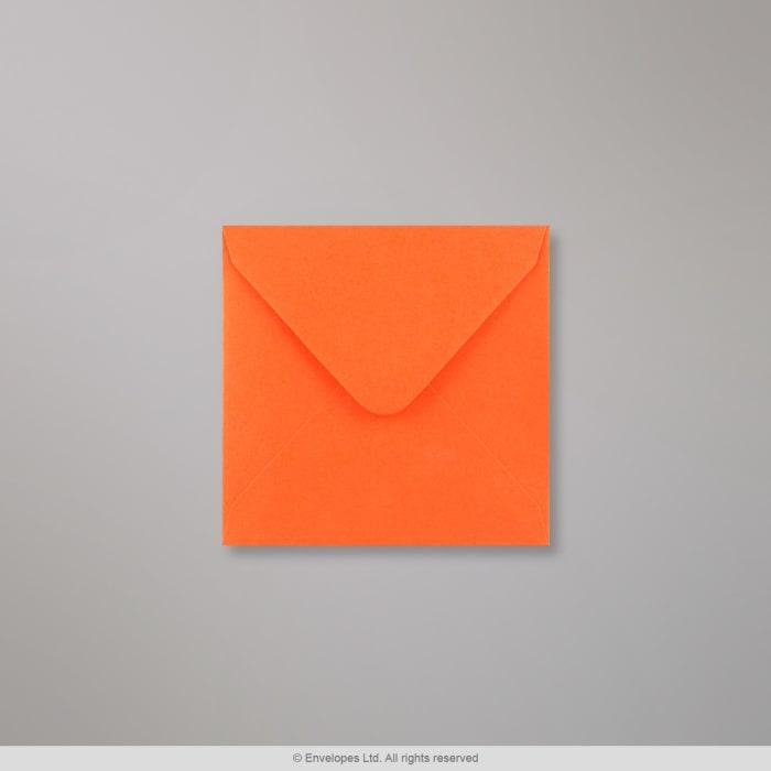 110x110 mm Koperta pomarańczowa Clariana