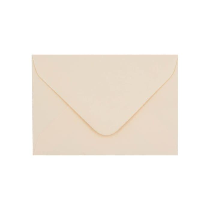 Elfenbeinfarbe Clariana Briefumschlag 125x175 mm