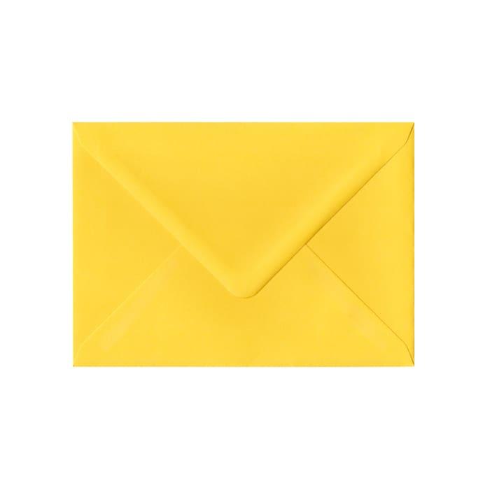 125x175 mm Busta Gamma Clariana giallo